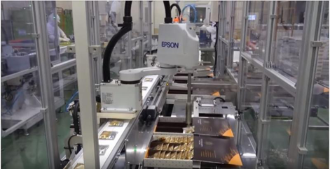Food & Beverage Industry Automation Solutions - Advanced